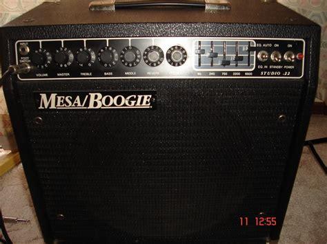 Mesa Boogie Studio 22 Plus Weight