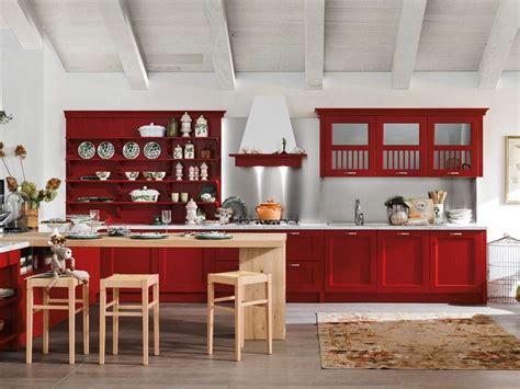 cucina e rossa idee per le pareti della cucina foto 6 40 design mag