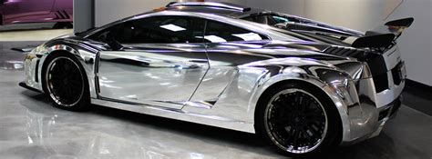 Verchromtes Auto by Chrome Car Wraps Toronto Customwraps Ca