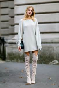 how to wear over the knee boots missguided