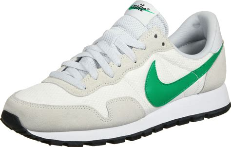 Nike Vegasus White nike air pegasus 83 suede shoes white green
