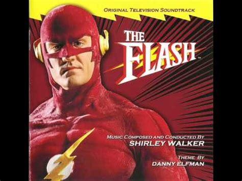 danny elfman flash the flash tema principal danny elfman youtube