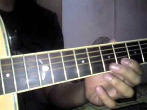 cara bermain gitar wali wali band baik baik sayang cara cara lead solo daikhlo