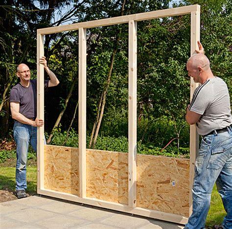 progetti casette da giardino come costruire una casetta di legno da giardino