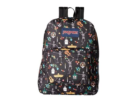 Tas Jansport Superbreack Day Of The Dead jansport s bags