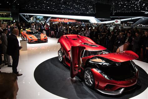 Koenigsegg Automotive Ab 2016 A Year Of Growth For Koenigsegg Automotive