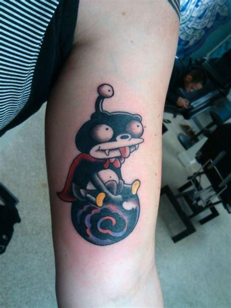 bender tattoo 25 best ideas about futurama on