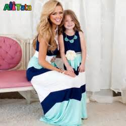 Online buy wholesale mother daughter dresses from china mother