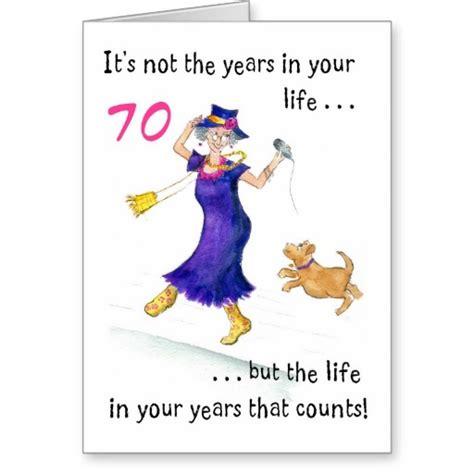 Humorous 70th Birthday Quotes 70th Birthday Quotes Women Quotesgram