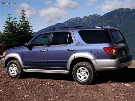 05 Toyota Sequoia Images Of Toyota Sequoia Sr5 2000 05 1024x768
