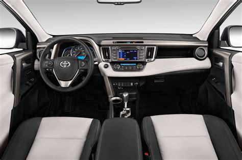 2014 toyota rav4 cockpit interior photo automotive