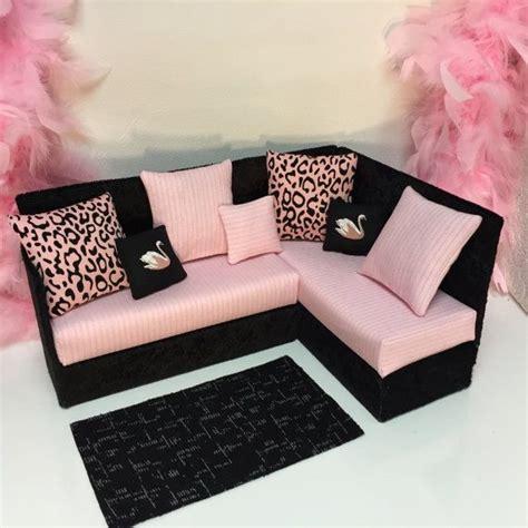 diy barbie couch best 20 barbie furniture ideas on pinterest