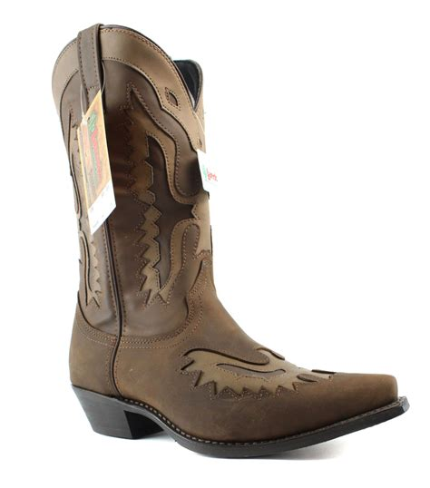 laredo cowboy boots mens laredo by dan post western style cowboy boots mens new ebay