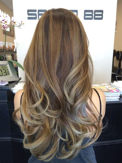 balayage on filipino hair balayage on filipino hair my recent ombre balayage with
