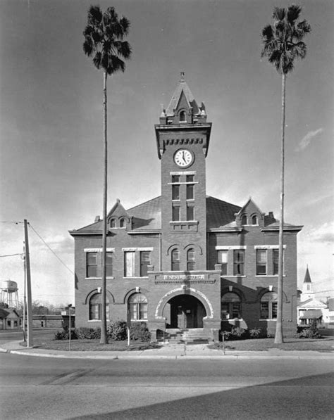 Bradford County Court Records Florida Memory Bradford County Courthouse Starke Florida