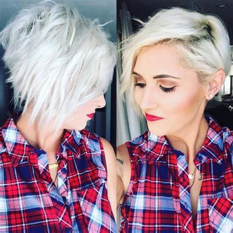outgrowing pixie cut 45 blonde highlights ideas for all hair types and colors