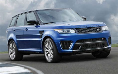 land rover range rover 2015 2015 land rover range rover sport svr review we drive the