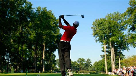 xpx tiger woods swing golf desktop background