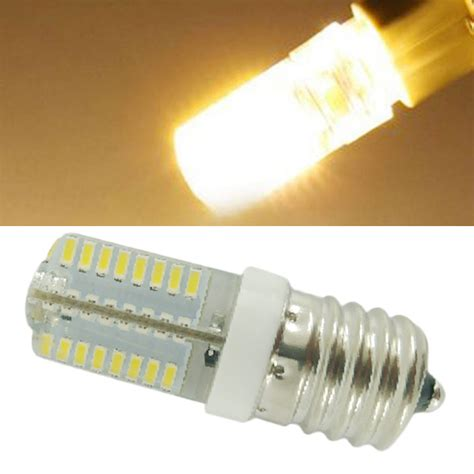 Bright Led Light Bulb E17 110 220v 5w Corn Smd Led Bright Silica Gel Bulb L Home Bedroom Bar Light Ebay
