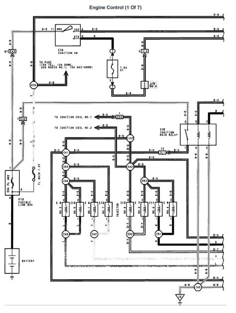 1uzfe engine wiring diagram wiring diagram schemes