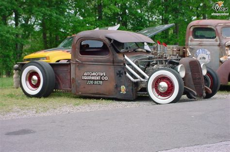 ratrod pics autos post