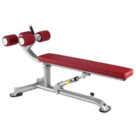 crunches bench crunch bench l835 sport tech commercial fitness