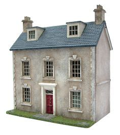 bay tree dolls house blackberry farm 360 premier collection 1 48th scale kit petite properties ltd