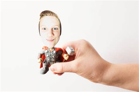 make a bobblehead shopping to save time diy bobblehead all for