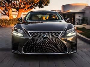 Cost Of Lexus Cost Of 2018 Lexus Ls 500 New Car Price Update And