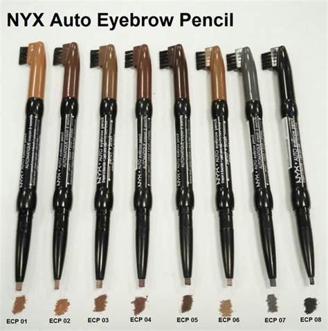eyebrow pencil nyx and brows on