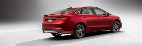 Ford Sedans 2020 by 2020 Ford Fusion Redesign Cancelled Declining Sales Are