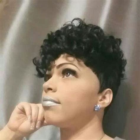 black women dovetail hair cut 17 images about short weave styles on pinterest short