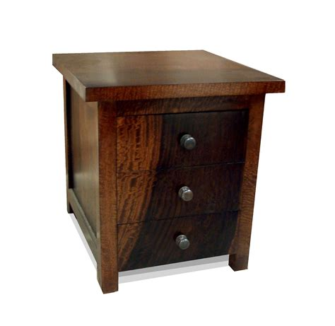 unfinished pine bedside solid wood bedside solid wood chunky three