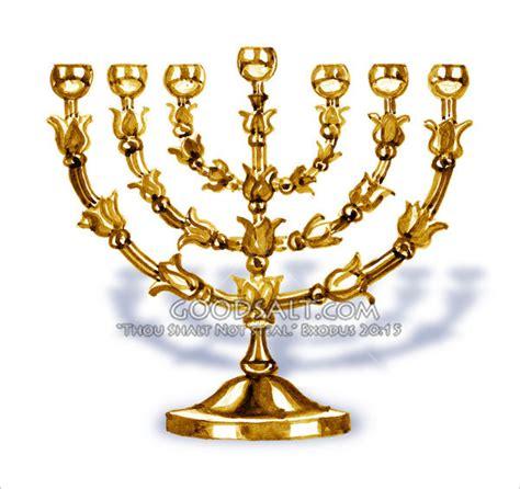 candelabro judaico menora