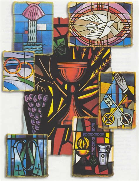 seven sacraments of the church