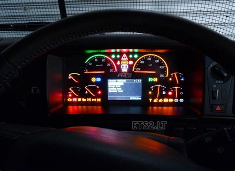 volvo dashboard volvo real dashboard ets 2 mods