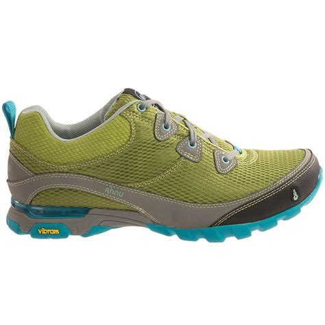 trekking shoes for ahnu sugarpine air mesh hiking shoes for save 54
