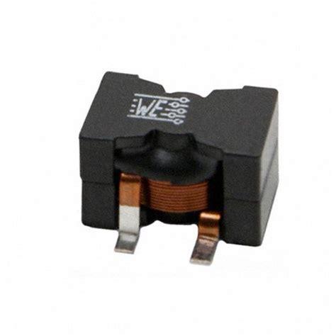 wurth electronics inductors 7443633300 wurth electronics inc inductors coils chokes digikey