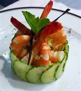 recipes for starters for dinner couscous starter with shrimp vanilla will the