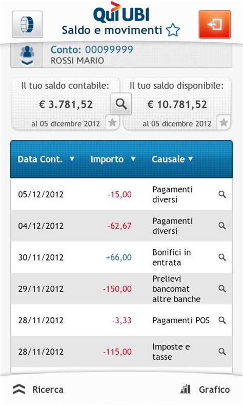banca 24 7 servizio clienti the qui ubi banking android apps on