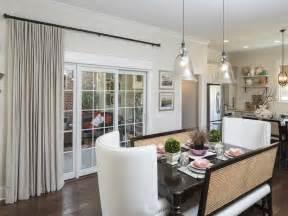 Large Kitchen Window Treatment Ideas Kitchen Window Treatment Ideas For Sliding Glass Doors