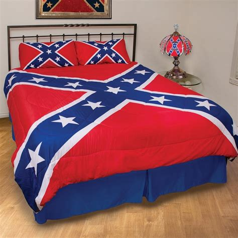 brilliant splendor rebel flag bed sheets comfortable bed