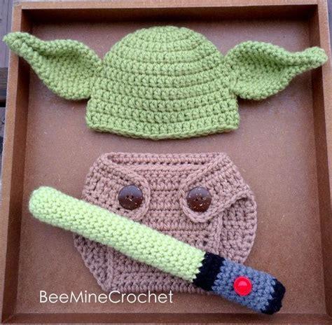 crochet pattern yoda ears newborn crochet yoda outfit pattern 0 3 months diaper