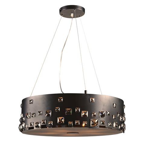Black Drum Pendant Light Plc 81395bk Twilight Black Drum Hanging Pendant Lighting Plc 81395bk