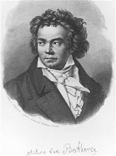 ludwig van beethoven biography german ludwig van beethoven german composer c 1800 at science