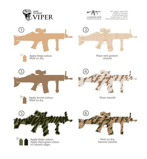 how to paint a l how to paint viper crafts tactical gear