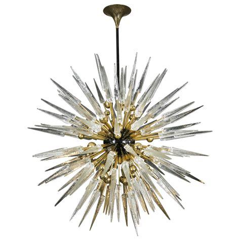 sputnik chandelier murano glass sputnik chandelier at 1stdibs