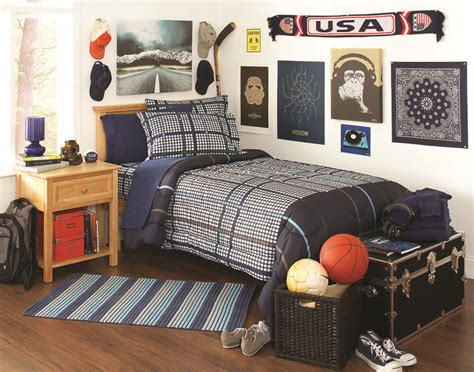 college dorm bedding sets the navy arcade collegebedding set is a popular selection