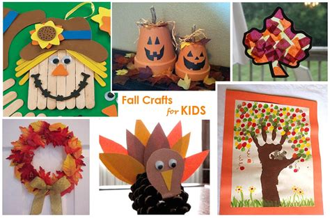 fall and crafts 9 fall crafts for