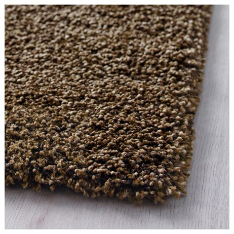 teppich 200x300 ikea 197 dum rug high pile light brown 200x300 cm ikea